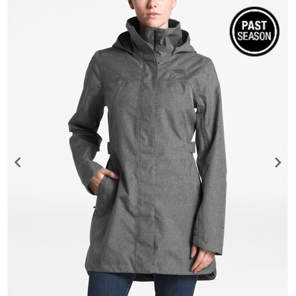 d3be1d7af Women's Laney Trench II North Face Coat